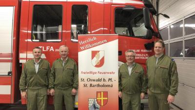 Freiwillige Feuerwehr Sankt Oswald/Plankenwarth – Sankt Bartholomä