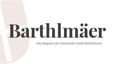 Gemeindemagazin – Frühling 2020